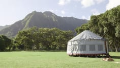 Ranch Yurt