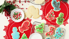 Buttery Cut-Out Sugar Cookies
